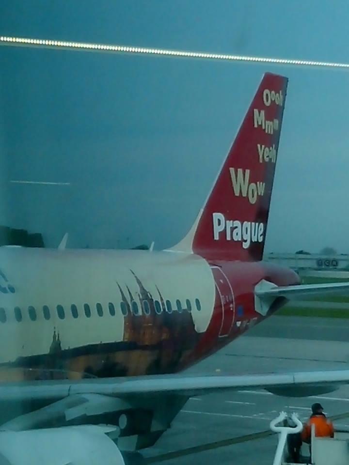 Go to Prague !