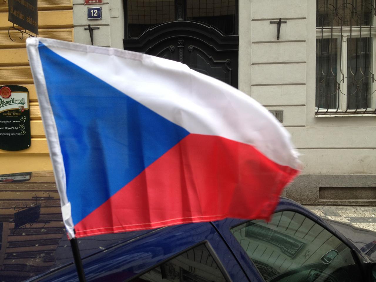 Bienvenue en Tchéquie !