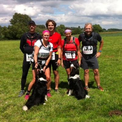 Trail des collines de l'enfer