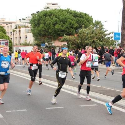 Marathon des Alpes Maritimes Nice-Cannes  clic