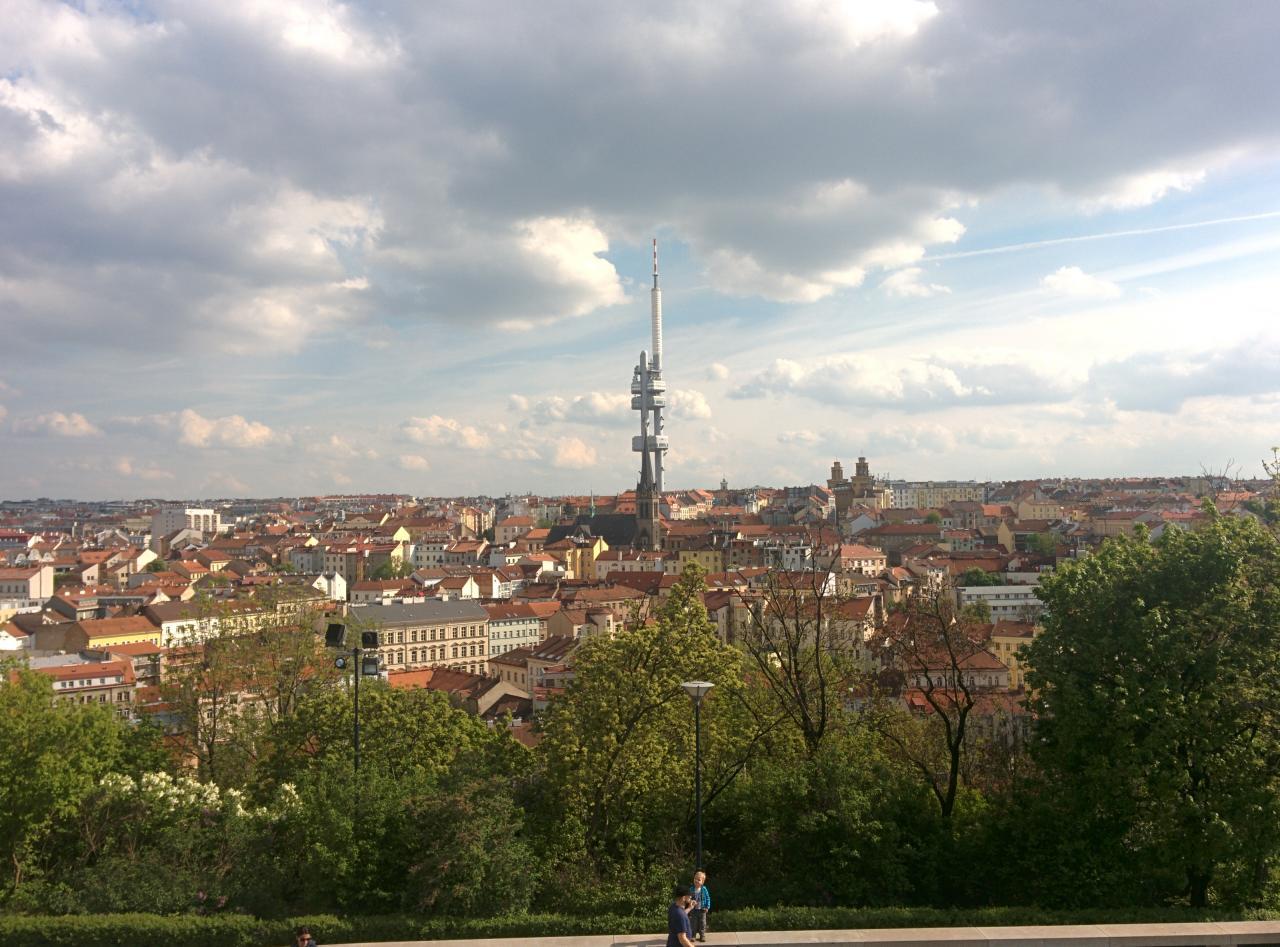 Tour de Télévision de Prague