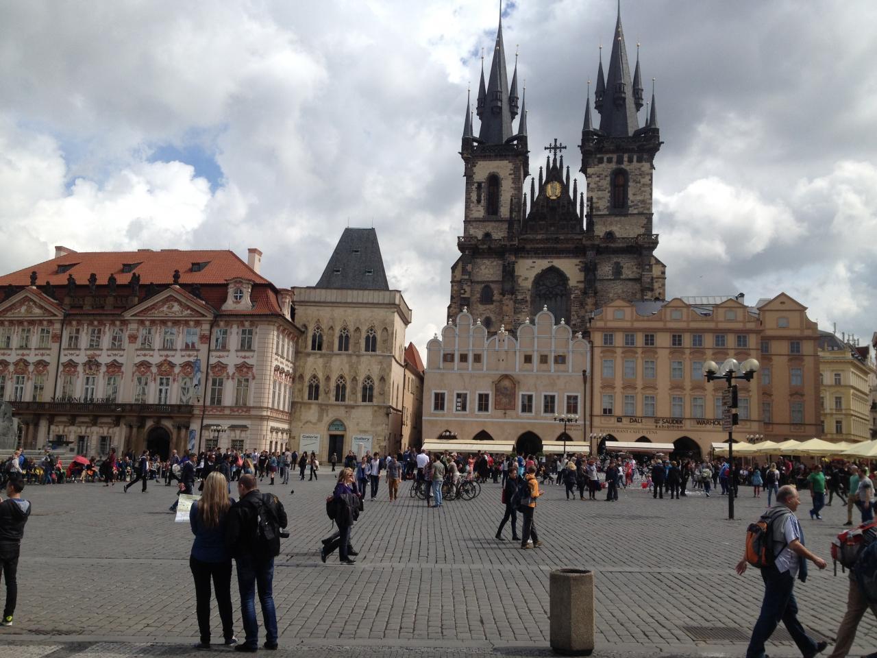 Place de la vieille ville (3)