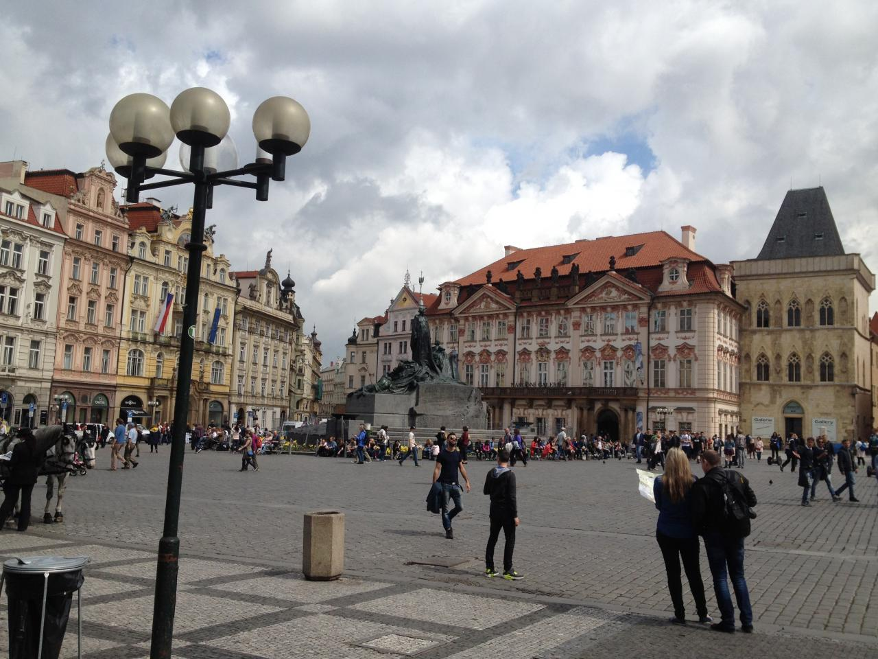 Place de la vieille ville (4)