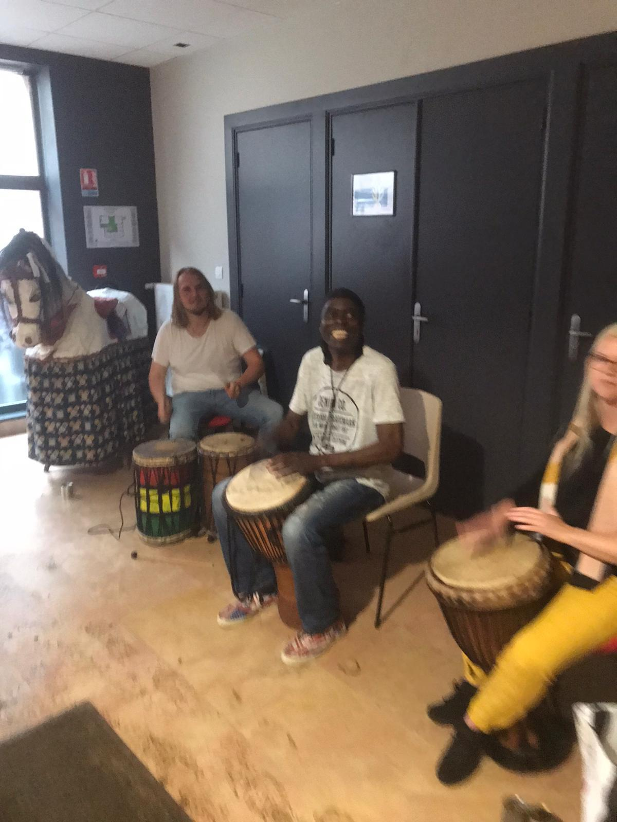 L'ambiance musicale