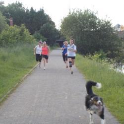séance de sprint