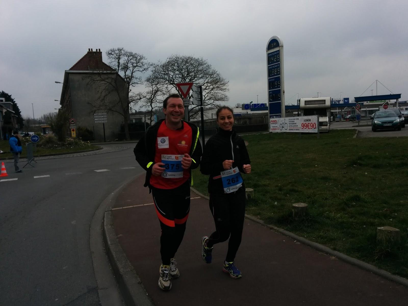 Louisa et Fabien