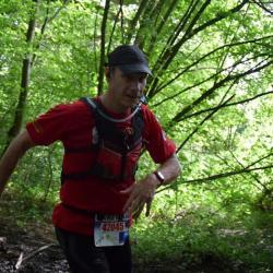 Patrick  42 km  502 m de dénivelé